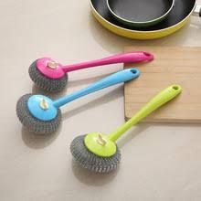 Антипригарное <b>масло</b> с <b>длинной</b> ручкой с шариком для чистки ...