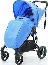 Накидка на ножки Valco baby для <b>Snap</b> 4 Duo Powder blue 9592 | xn