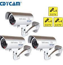 top 10 most popular cctv <b>waterproof</b> dummy list and get free shipping