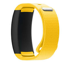For Samsung Gear Fit 2 & Fit2 Pro <b>Silicone Replacement</b> Band ...