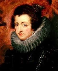 Bild: Peter Paul Rubens - Isabella von Bourbon - isabella_bourbon_hi