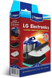 <b>Topperr FLG</b> 70 комплект <b>фильтров</b> для пылесосов LG Electronics ...