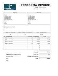 proforma invoice template invoice template ideas proforma invoice template pro forma invoice template proforma invoice template