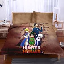 HXH Group Bedset - <b>Hunter x Hunter</b> 3D Printed Bedset