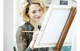 Resultado de imagen de De mujeres pintando cuadros