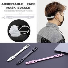 1/2/3/4/5/6/10PCS <b>Anti Slip Mask Ear</b> Grips Third Gear <b>Adjustable</b> ...