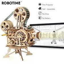 <b>Robotime</b> 3 вида DIY деревянный парусник <b>модель</b> корабля ...