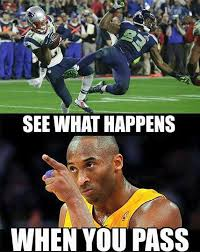 Kobe Bryant / Pete Carroll NFL Meme | Sports Unbiased | Blog ... via Relatably.com