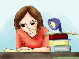 How to Focus on Homework     Steps  with Pictures    wikiHow