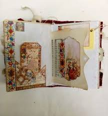 <b>Journal</b> Junk <b>Journal Notebook Diary</b> Planner Album <b>Hand</b> made ...