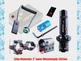 TopOutdoor <b>Tactical</b> Hunting Adjustable Green Laser Dot Scope ...