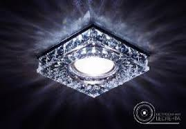 LED <b>S251</b> BK Светодиодный <b>светильник</b> (тонированный ...