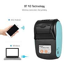 Deofficially <b>GOOJPRT PT</b>-210 Portable Thermal Printer Handheld ...