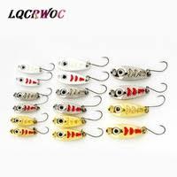 NEW 50mm <b>4g Minnow</b> Stream Fishing lure Mini Trout baits small ...