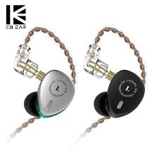<b>KBEAR KB06</b> 2BA+1DD Hybrid Drivers In Ear Earphone <b>HIFI</b> DJ ...