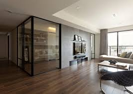 white kitchen windowed partition wall: glass partition walls for home glass partition walls for home glass partition walls for home