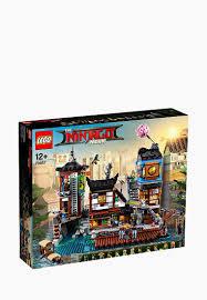 Конструктор <b>NINJAGO LEGO Порт Сити</b> 70657 купить за 18 890 ...
