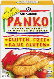 Kikkoman Gluten-Free <b>Panko</b> Bread Crumbs, <b>Japanese</b>-<b>Style</b> Bread ...