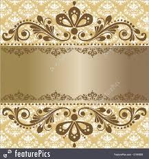 elegant invitation templates com templates elegant invitation template stock illustration