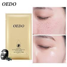 OEDO Masker Pelembab Wajah Bahan <b>Arang</b> Untuk ...