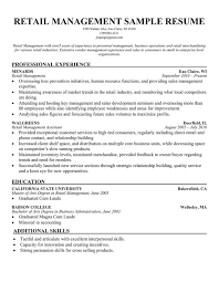 retail operations manager resume  retail  operations and  s    retail operation manager job resume retail operation manager resume