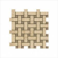 <b>Керамическая мозаика ITALON</b> TRAVERTINO Romano Mosaico ...