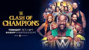 WWE Clash of Champions 2019 match card, previews, start time ...