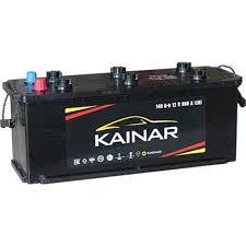Аккумулятор <b>KAINAR 6СТ</b> 140 L АПЗ(+слева)513*182*240