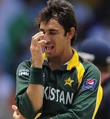 Saeed Ajmal first match after change in his bolwing style