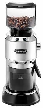 Купить <b>Кофемолка De'Longhi KG 520.M</b> серебристый по низкой ...