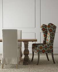 Fabric Dining Room Chair Brilliant Dining Tables Dining Room With Kitchen Scandinavian