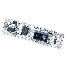NYLSA <b>DC 3</b>-<b>12V</b> Sweep <b>Hand</b> Sensor Switch Module Short ...