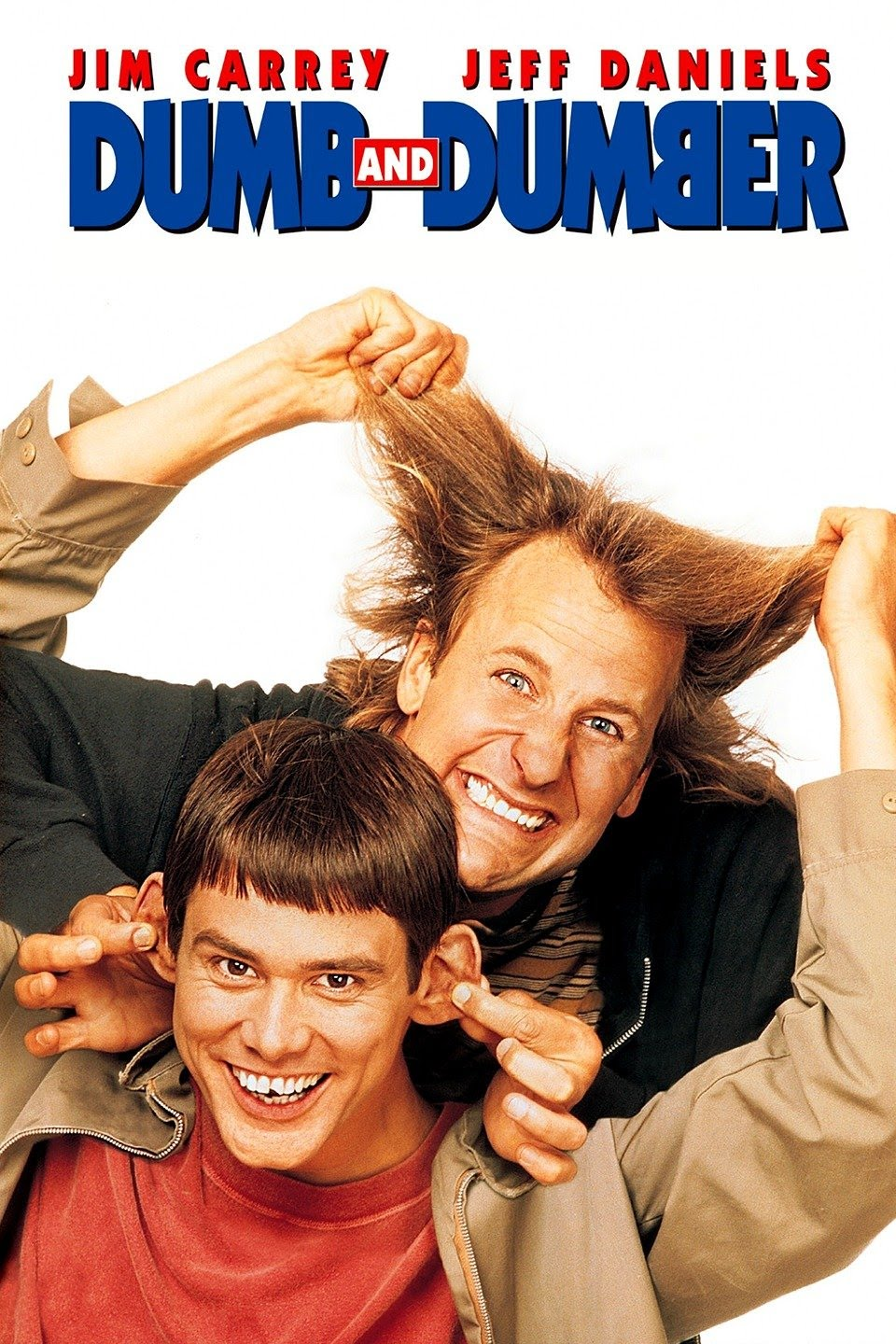 Dumb and Dumber (1994) {Hindi-English} 480p| 720p