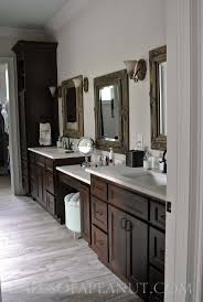 bathroom cabinets spa master bath set up  master bath set up