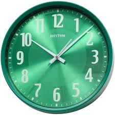 Кварцевые <b>настенные часы Rhythm CMG506NR05</b> купить в ...