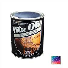 <b>Масло</b> для защиты дерева <b>Vita Olio для</b> внутренних работ 0,75 л ...