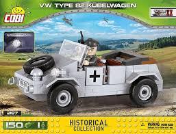 Автомобиль Фольксваген тип 82. COBI 2187 ... - Конструктор COBI