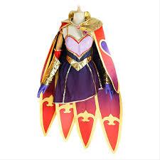 LOL Xayah <b>Sweetheart Xayah</b> Cosplay Costume Halloween ...