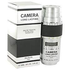 Buy <b>Max Deville Camera</b> Long Lasting By Max Deville For Men Eau ...