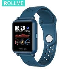 """<b>Rollme S06</b> Smart Watch IP67 Waterproof Sports 1.3"""" IPS Full Touch ..."""