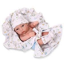 Npkdoll Reborn Baby Doll Hard Silicone 11inch 28cm ... - Amazon.com