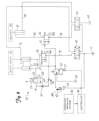 patent ep0668407a1 hydraulic interlock system override patent drawing