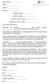 settlement offer on disputed account template amp sample form debt letter sample settlement letter