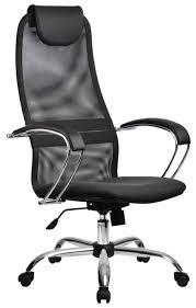 Компьютерное <b>кресло Метта BK</b>-8 Ch <b>офисное</b> — 5 цветов ...