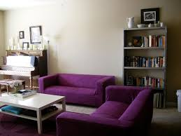 Purple Living Room Design Interior Pretentious Purple Wall Color Living Room Decor Combine