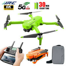 New <b>JJRC X17</b> RC 5G WIFI Drone With Dual <b>6K</b> HD Camera GPS ...