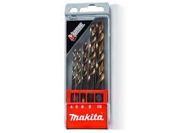 <b>Набор сверл Makita</b> D-30508 по металлу купить по цене 1399.0 ...