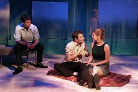 los angeles theater review flowers for algernon deaf west josh breslow daniel n durant hillary baack
