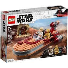 Купить <b>конструктор LEGO Star Wars</b> Спидер Люка Сайуокера ...