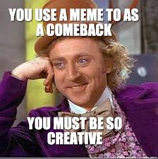 Memes Vault Funny Comeback Memes From Tumblr via Relatably.com